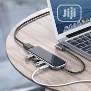 Type-c 3.0 Hub 3 Usb3.0 4k Hdmi Pd Charging Adapter Dock | Computer Accessories  for sale in Lagos State, Ikeja
