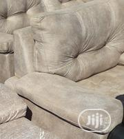 Leather/Fabric Sofa | Furniture for sale in Abuja (FCT) State, Jabi