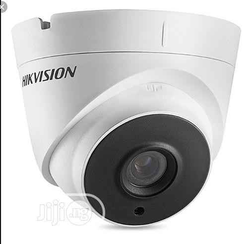 Hikvision DS-2CE56H0T-ITPF 5MP HD Dome Camera