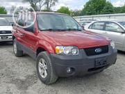 Ford Escape 2006 Red | Cars for sale in Lagos State, Isolo