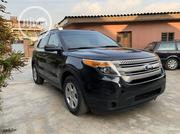 Ford Explorer 2014 4dr SUV (3.5L 6cyl 6A) Black | Cars for sale in Lagos State, Ikeja