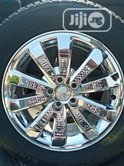 18 Inch Chrome Alloy Wheel For Toyota Cars | Vehicle Parts & Accessories for sale in Lagos State, Ojo