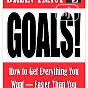 Goals- By Brian Tracy | Books & Games for sale in Lagos State, Surulere