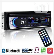 Car Radio MP3 Player Bluetooth JSD 520 V2.0 Car Audio Stereo In-dash | Vehicle Parts & Accessories for sale in Lagos State, Lagos Mainland
