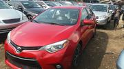 Toyota Corolla 2016 Red | Cars for sale in Lagos State, Apapa