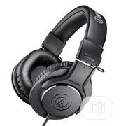 Audio Technica Ath-m20x | Headphones for sale in Lagos State, Shomolu