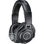 Audio Technica Ath-m40x | Headphones for sale in Lagos State, Shomolu
