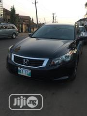 Honda Accord 2.4 EX Automatic 2008 Black | Cars for sale in Lagos State, Ikeja