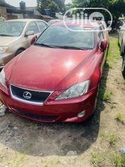 Lexus IS 2008 200 Limited Red | Cars for sale in Lagos State, Ikeja