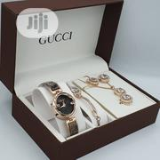 Gucci Set Watch, Chain, Bracelet | Jewelry for sale in Lagos State, Lagos Island