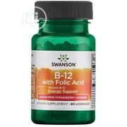 Vitamin B-12 and Folic Acid | Vitamins & Supplements for sale in Lagos State, Lagos Mainland