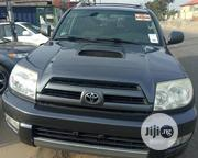 Toyota 4-Runner Sport Edition V6 4x4 2005 Gray | Cars for sale in Lagos State, Isolo
