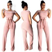 Two Piece Knot Jumpsuit | Clothing for sale in Rivers State, Port-Harcourt