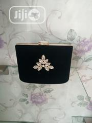 Black Fancy Clutch | Bags for sale in Lagos State, Amuwo-Odofin