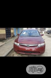 Honda Civic 2006 Red | Cars for sale in Lagos State, Amuwo-Odofin
