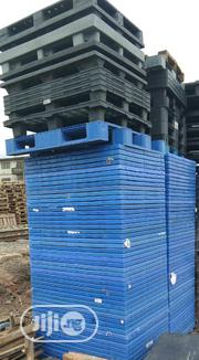 Blue Pallets For Water Food Or Any Storage   Building Materials for sale in Lagos State, Agege