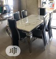 Marble Dining Table | Furniture for sale in Lagos State, Yaba