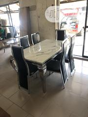 Marble Dining Table | Furniture for sale in Lagos State, Maryland