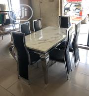 Marble Dining Table | Furniture for sale in Lagos State, Shomolu