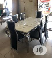 Marble Dining Table | Furniture for sale in Lagos State, Ipaja