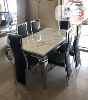 Marble Dining Table | Furniture for sale in Lagos State, Ikoyi
