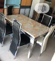 Marble Dining Table | Furniture for sale in Lagos State, Ibeju