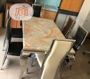 Marble Dining Table | Furniture for sale in Lagos State, Ikeja