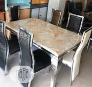 Marble Dining Table | Furniture for sale in Lagos State, Surulere