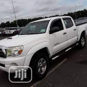 Toyota Tacoma 2010 Access Cab V6 Automatic White | Cars for sale in Imo State, Owerri-Municipal