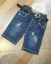 Three Cuter Jeans | Children's Clothing for sale in Lagos State, Alimosho