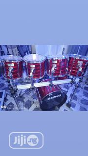 7 Set Yamaha Drum | Musical Instruments & Gear for sale in Lagos State, Ojo