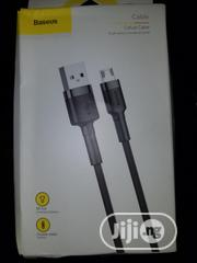 Baseus Meter Micro Cable | Accessories for Mobile Phones & Tablets for sale in Lagos State, Ikeja