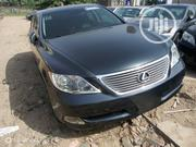 Lexus LS 2010 460 Blue | Cars for sale in Oyo State, Ibadan South East