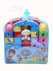 Educational Building Blocks With Paw Patrol Design | Toys for sale in Lagos State, Ikorodu