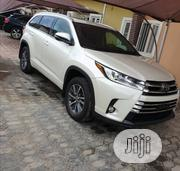 Toyota Highlander 2017 White | Cars for sale in Lagos State, Lekki Phase 1