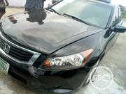 Honda Accord 2008 Black | Cars for sale in Rivers State, Obio-Akpor