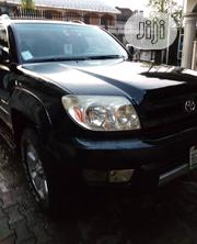 Toyota 4-Runner 2006 Limited 4x4 V6 Black | Cars for sale in Rivers State, Obio-Akpor