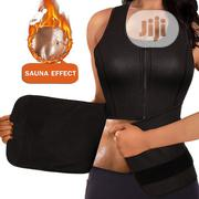 Waist Trainer Belt Slimming Vest | Clothing Accessories for sale in Lagos State, Surulere