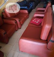 Full Set of Sofa Leather Chair | Furniture for sale in Lagos State, Ojo