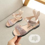 Bunny Sparkly Girl's Sandal - Black Friday | Children's Shoes for sale in Ondo State, Akure