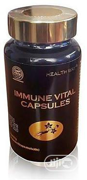 IMMUNE VITAL CAPSULES for Low Sperm Count and Impotence | Vitamins & Supplements for sale in Lagos State, Lagos Mainland