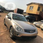 Infiniti EX 2008 Gold | Cars for sale in Lagos State, Ikeja