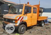 Foreign Used Mercedes-benz 609 1998 Orange | Trucks & Trailers for sale in Lagos State, Lagos Island