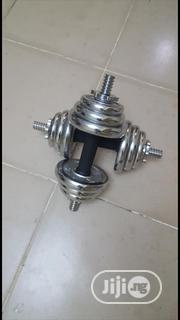 Dumbbell 20 Kg | Sports Equipment for sale in Lagos State, Lekki Phase 2
