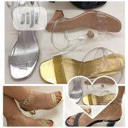 Transparent Strap Sandal | Shoes for sale in Lagos State, Ikoyi