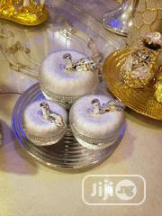 Apple Decorations Silver | Home Accessories for sale in Lagos State, Amuwo-Odofin