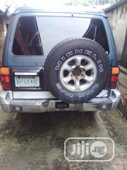 Mitsubishi Montero 2001 Green | Cars for sale in Rivers State, Obio-Akpor