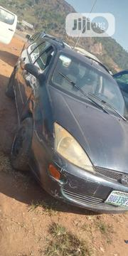 Ford Focus 2002 Wagon Black | Cars for sale in Abuja (FCT) State, Katampe