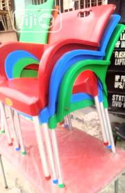 Comfortable And Presentable Plastic Chairs | Furniture for sale in Lagos State, Yaba