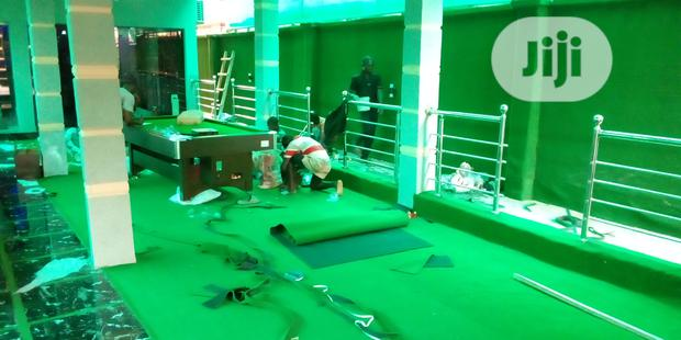 Artificial Grass In Lagos For Sale | Indoor Grass